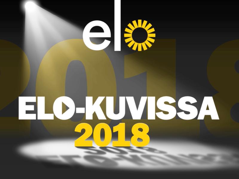 Elokuvissa 2018